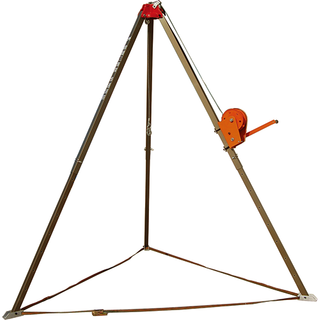 救援三角架