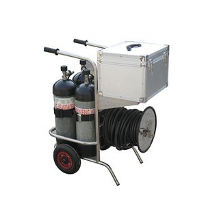 移動式長管正壓空氣呼吸器